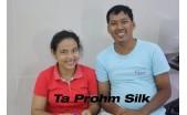 Ta Prohm Silk